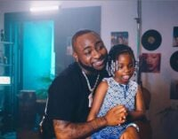 VIDEO: Davido gifts daughter Range Rover as she turns 6