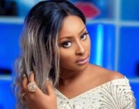 Etinosa Idemudia's second marriage crashes after only eight months