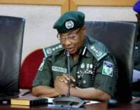 IGP extends 'Operation Restore Peace' to south-south