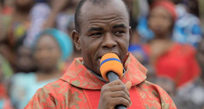 Mbaka admits discussing contract with Buhari