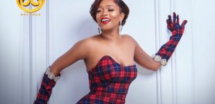 DOWNLOAD: Feza Kessy, D'banj's newly signed Tanzanian artiste, drops 'Bless Me'