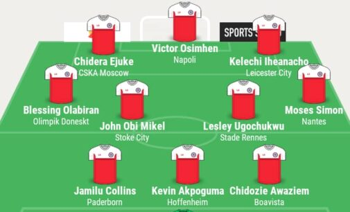 Osimhen, Iheanacho, Ugochukwu… TheCable's team of the week
