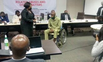 Drama as police brutality victim insists N7.5m compensation 'not enough'
