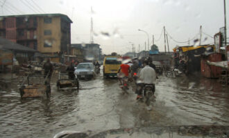 NIMET: Nigeria to experience cloudiness, thunderstorms from Monday to Wednesday