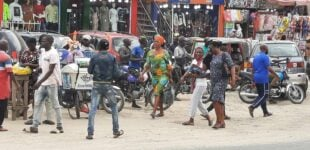 Gunshots as police officers, okada riders clash in Lagos