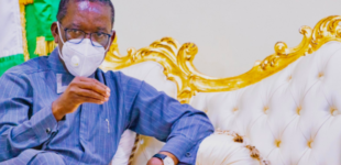 'Don't vilify us, nothing we said is new' — Okowa defends southern governors