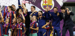 Oshoala makes history as Barcelona win first Women's Champions League title