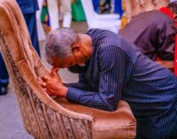 New Nigeria will emerge after the cloud passes, says Osinbajo at national breakfast prayer