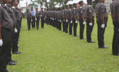 SPY police officers attached to RRS cry out over 'unpaid monthly allowance'