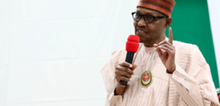 Buhari to Nigerians: Pray against kidnapping, banditry — and desperate quest for power