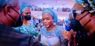I'm sure my husband is in heaven, says Dare Adeboye's widow