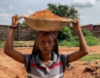 People mock me for working at construction site, says female UNIBEN student
