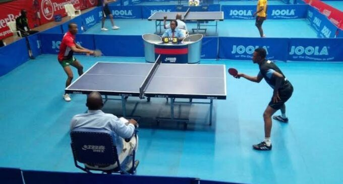 Table tennis: NTTF national championship to begin May 18