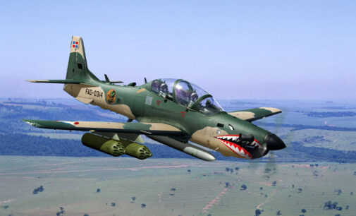 'It's a game changer' — FG confirms arrival of final batch of Super Tucano jets