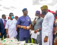 COVID: 20,000 Oyo farmers to get World Bank intervention