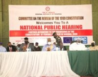 Constitution review: CAN advocates Okun, Okigwe, southern Kaduna as new states