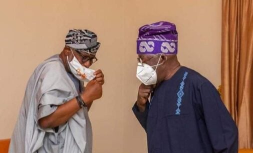 'You've earned people's confidence' — Tinubu congratulates Akeredolu on appeal court victory