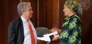 Guterres appoints Amina Mohammed as UN deputy secretary-general for second term