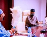 Insecurity will soon be a thing of the past, says Osinbajo