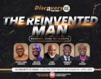 Reinvent yourself at the Discovery for Men 2021 Rally