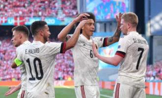 Euro 2020: Netherlands overcome Austria as Denmark lose to Belgium