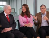 Warren Buffet resigns from Gates Foundation amid divorce row