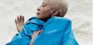 DOWNLOAD: Angelique Kidjo taps Burna Boy, Yemi Alade for 'Mother Nature' album