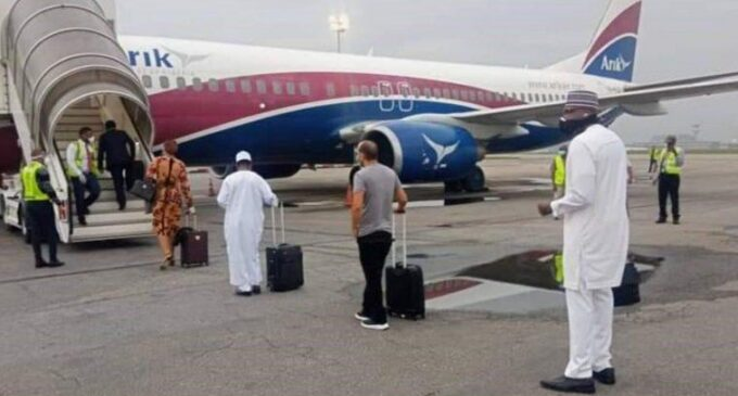 Nigeria missing on African airlines ranking by traffic