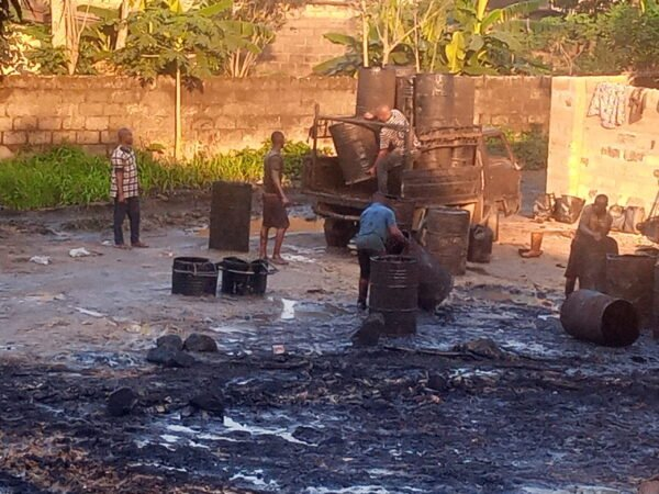 INVESTIGATION: Rivers residents 'dying slowly' as illegal oil refining worsens soot pollution