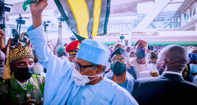 Insecurity remains a snag, but Buhari has done well on infrastructure