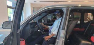 Melaye kicks as car dealer accuses him of owing N14.5m debt