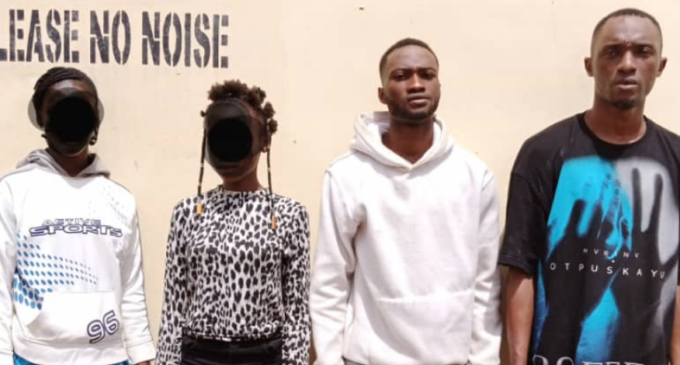 16-year-old girl 'kidnaps self', demands N500k from family