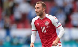 Eriksen discharged from hospital after 'successful operation'