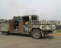 'Over 50 insurgents' killed as troops repel attack in Borno