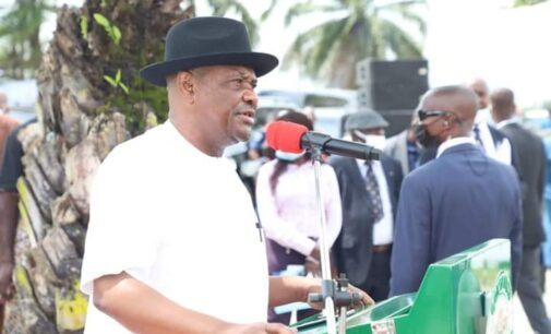 ICYMI: NGF agreement with JUSUN not binding on Rivers, says Wike