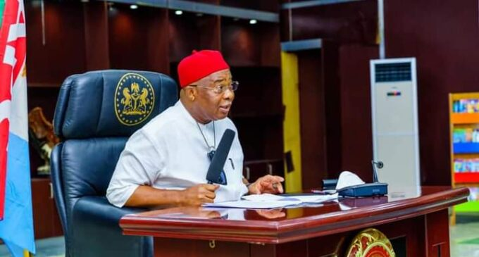 EXTRA: We're supporting Buhari because he's 'insensitive' to yearnings of Imolites, says Uzodimma