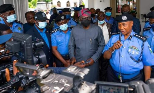 IGP to officers: Restore professionalism to your duties… use rifles responsibly