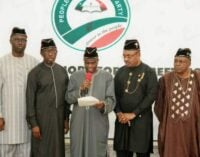 PDP governors: Buhari's ego not enough to ban Twitter