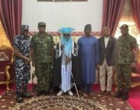 Insecurity: CP to deploy more officers to Zaria as emir laments attacks
