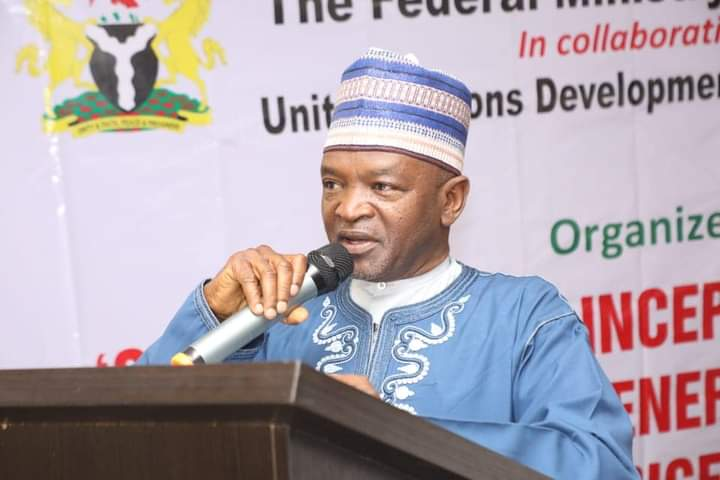FG seeks support of developed countries on environmental protection programmes