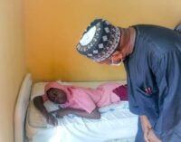 PHOTOS: Kebbi students in hospital after rescue by security operatives