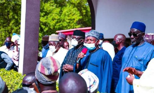'We'll meet on the field' — Bagudu promises to join hunters to track bandits