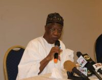 Lai: Religion and ethnicity not Nigeria's problem — it's the people