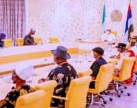 Buhari to Ijaw leaders: I won't delay action on restructuring after constitution review