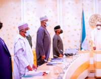 FEC approves N895bn supplementary budget for military, COVID-19 vaccines