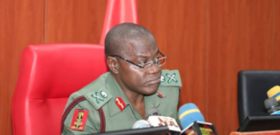Faruk Yahaya: I have first-hand experience in war… I can tackle Nigeria's insecurity