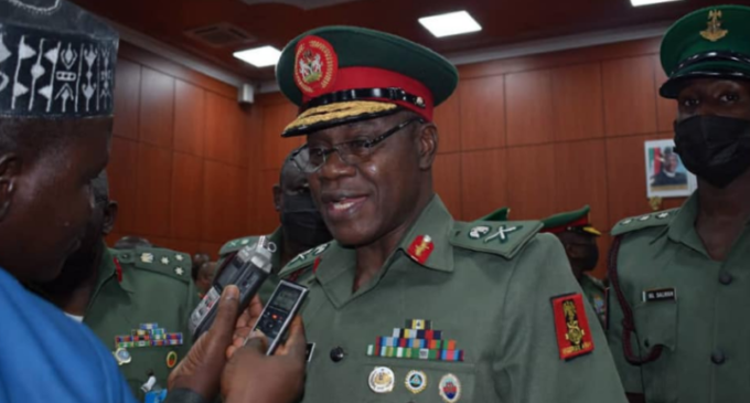 Reps panel screens Yahaya as chief of army staff