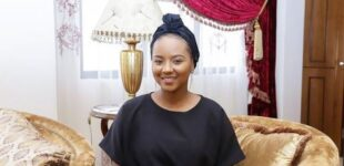 Hauwa Indimi recalls how critic disapproved of her sitting down to pray during pregnancy