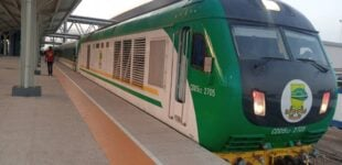 REPORTER'S DIARY: No 'African time', conflicting seat numbers — riding the Lagos-Ibadan train service
