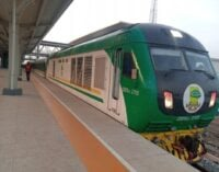 NBS: Railway transport services generated N2.1bn revenue in six months
